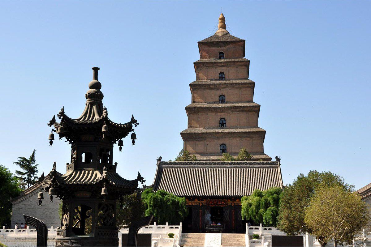 The Goose Pagoda
