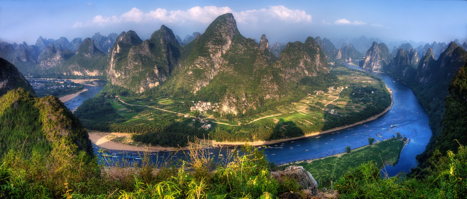 Guilin-li-river-slide