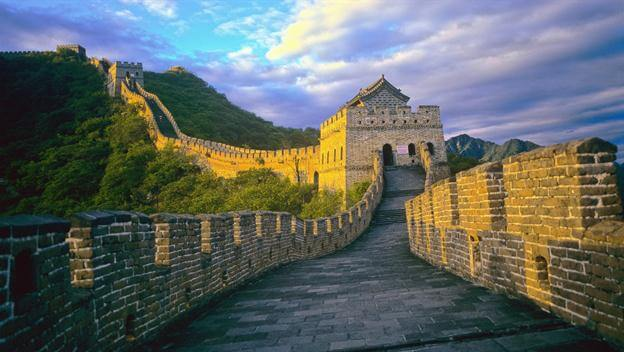 The great wall of China, the story been told and hidden