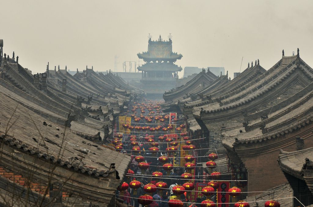 Ancient Towns In China