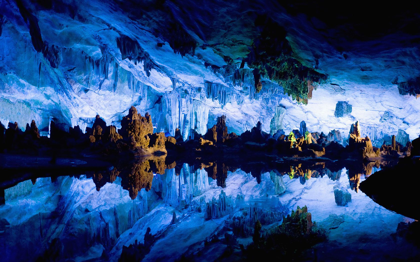 The Palace Of Natural Arts Reed Flute Cave
