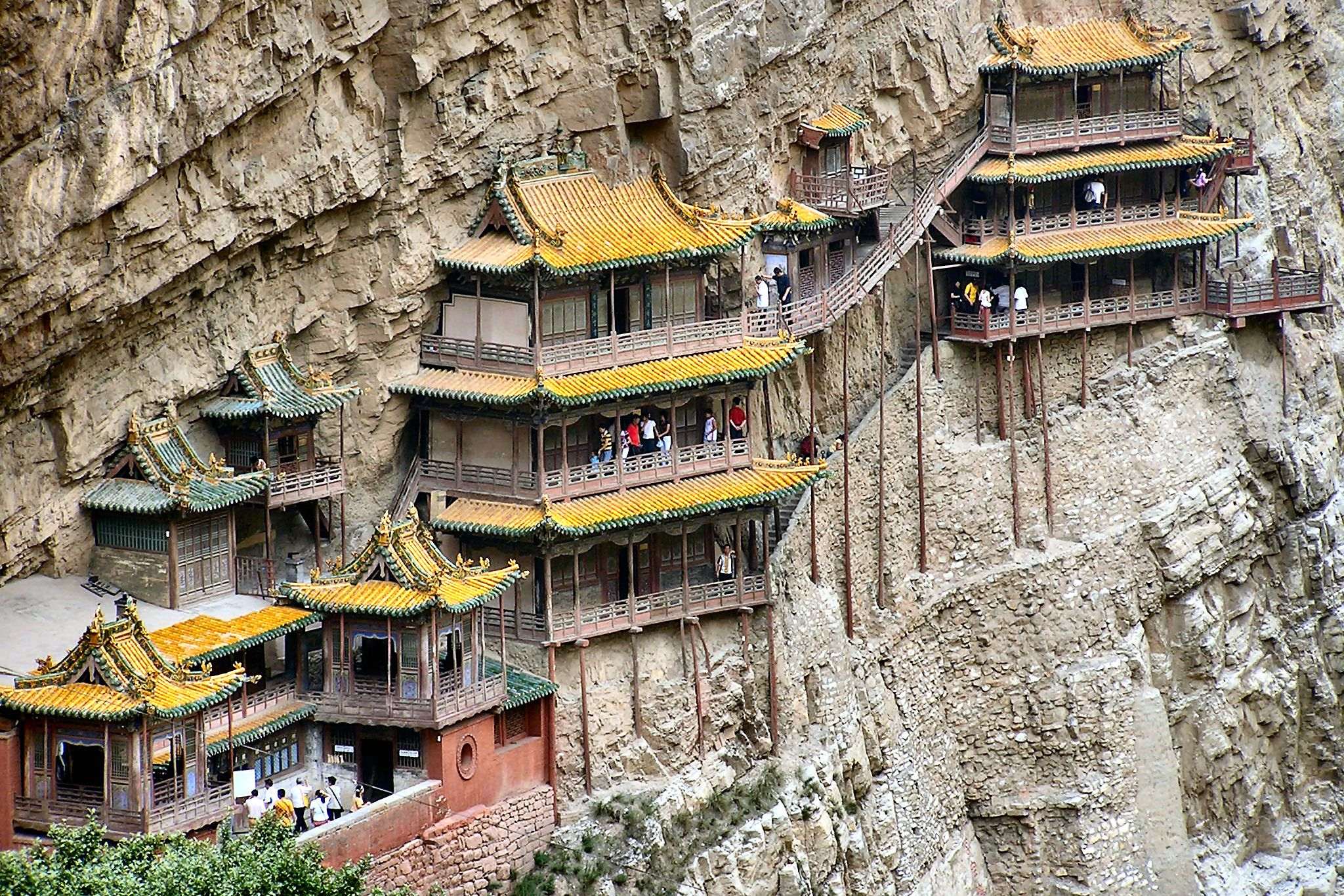The Datong Hanging Temple