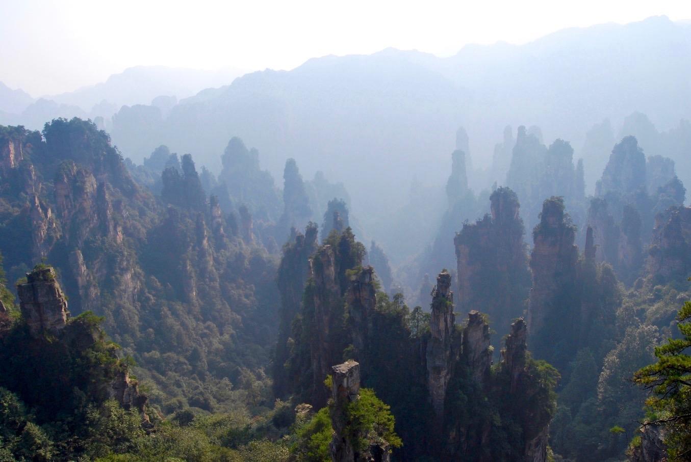 dreamlize-zhangajijie