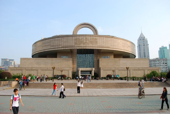 Shanghai Museum of Chinese Art