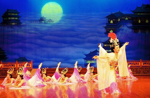 Tang Dynasty Music and Show