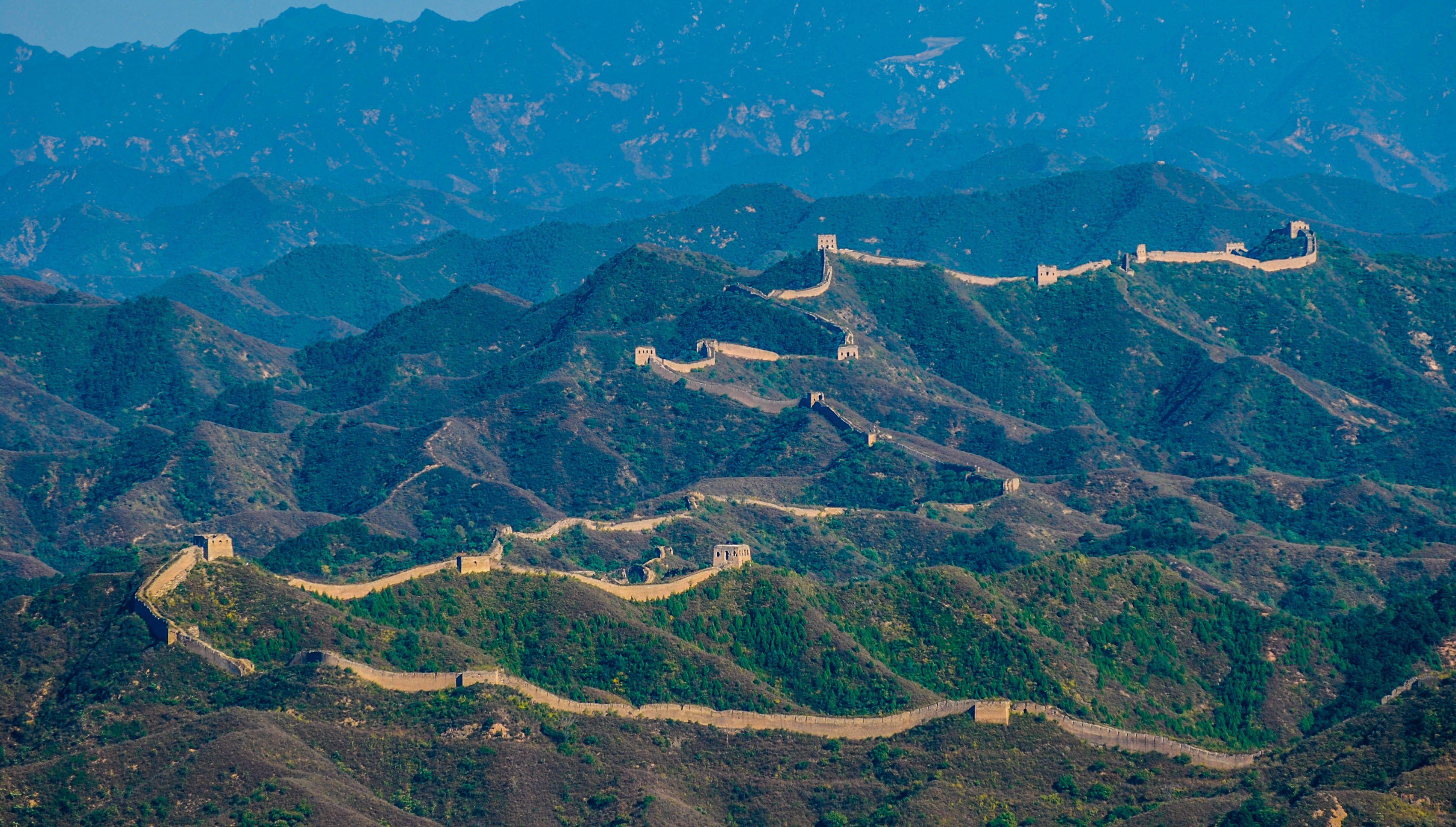 1 Day Jinshanling Great Wall Hiking Tour
