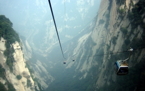 Private one day Mount Huashan tour