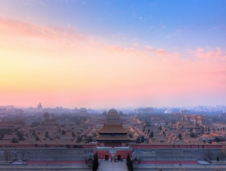 Tian'anmen square . Forbidden City, Temple of Heaven, and Summer Palace Group Daily Tour by Amazing China Trip