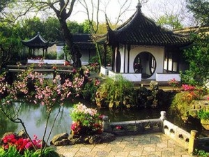 Group suzhou garden & zhouzhuang water village tour