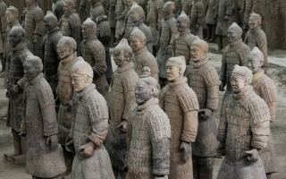 Private Xi'an terracotta warriors one day tour by Amazing China Trip