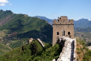 1 Day Simatai Great Wall Hiking Tour