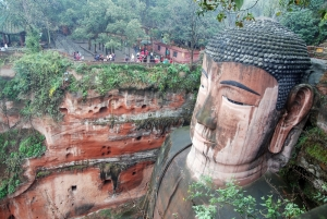 Private one day Leshan Buddha Tour