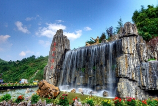 Private day trip of Guiyang including Hoer Tiankeng and Nanjiang Grand Canyon